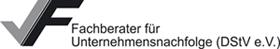 Logo Fachberater für Unternehmernsnachfolge (DStV e.V.)